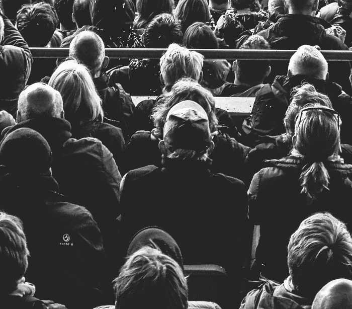 Know your audience header