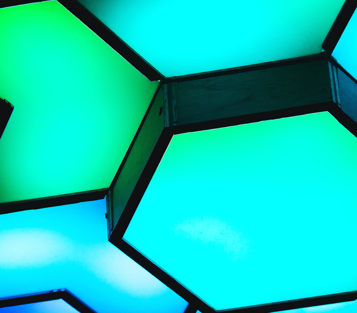 Honeycomb header